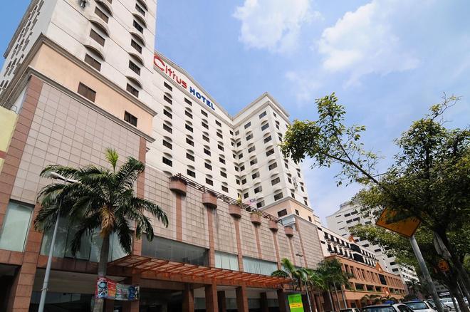 吉隆波柑橘酒店 - 吉隆坡 - 建築