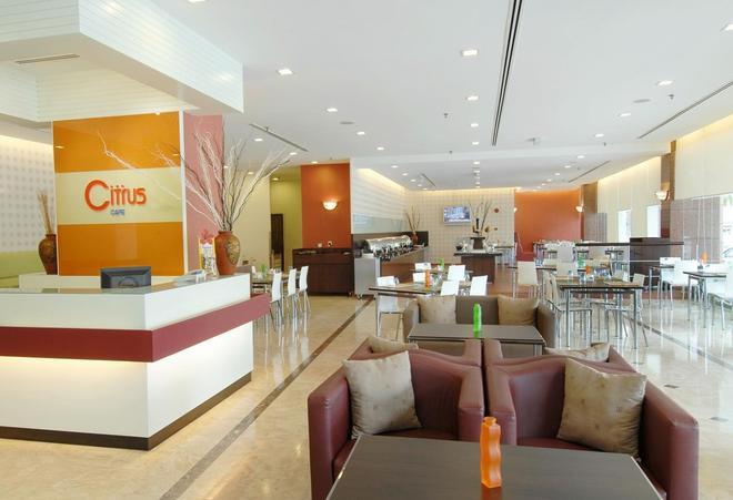 吉隆波柑橘酒店 - 吉隆坡 - 餐廳