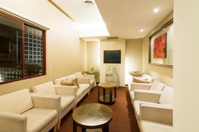 吉隆波柑橘酒店 - 吉隆坡 - 客廳
