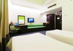 Q Hotel Kuala Lumpur - Kuala Lumpur - Bedroom