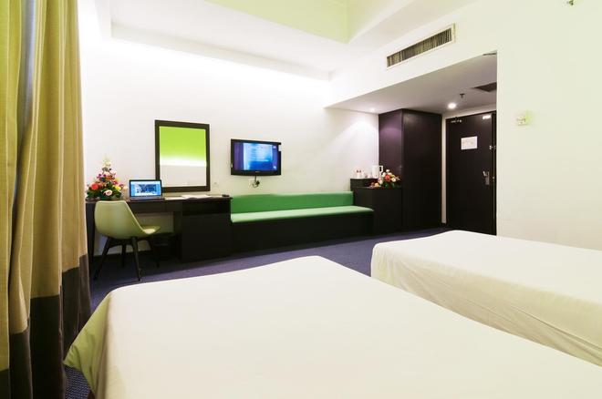 吉隆波柑橘酒店 - 吉隆坡 - 臥室