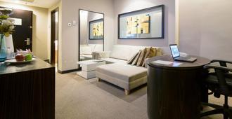 Citrus Hotel Kuala Lumpur - Kuala Lumpur - Sala de estar