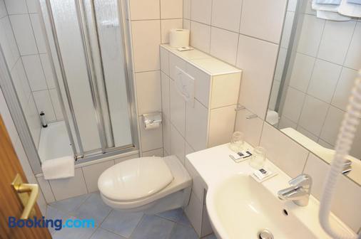 Hotel Heldt Dependance - Bremen - Bathroom