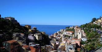 Hotel Villa Argentina - Riomaggiore - Θέα στην ύπαιθρο