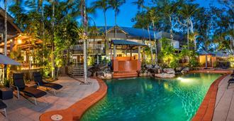 Paradise On The Beach Resort - Palm Cove - Palm Cove - Πισίνα