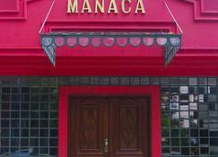 Hotel Manacá - Belém - Vista externa