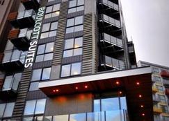 Boulcott Suites - Wellington - Building