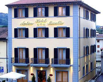 Hotel Antico Masetto - Lamporecchio - Будівля