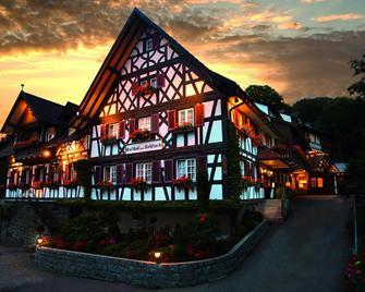 Gasthof Restaurant Rebstock Waldulm - Kappelrodeck - Gebouw