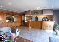 Best Western Inn - Redwood City - Front desk