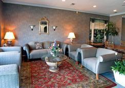 Best Western Inn - Redwood City - Living room