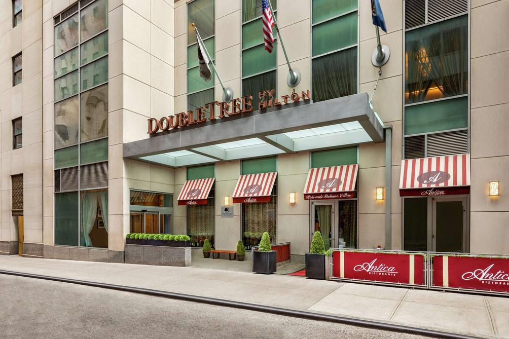 Doubletree By Hilton New York Downtown From 27 New York Hotels
