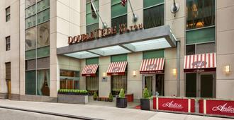 DoubleTree by Hilton New York Downtown - New York - Gebouw