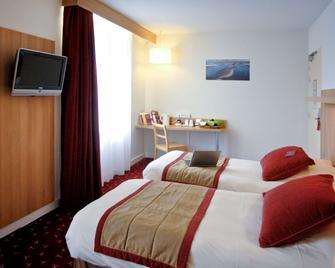 Hôtel Mercure Abbeville Centre - Porte de La Baie de Somme - Abbeville - Bedroom