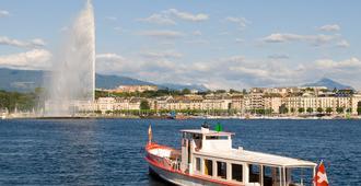 Aparthotel Adagio Genève Mont-Blanc - Genebra - Vista externa