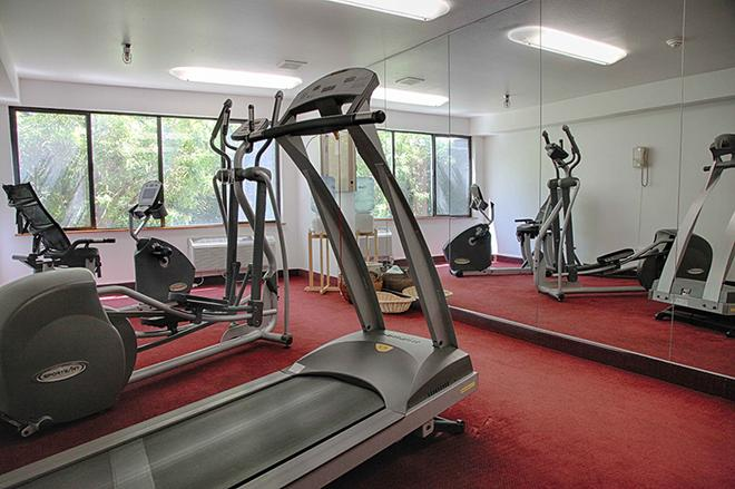 Friday Harbor Suites - Friday Harbor - Gym