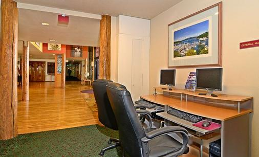 Friday Harbor Suites - Friday Harbor - Business centre