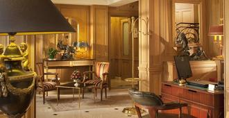 Hôtel de Varenne - Parigi - Ingresso