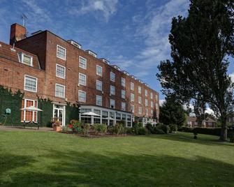 Best Western Welwyn Garden City Homestead Court Hotel - Welwyn Garden City - Будівля