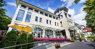 Hotel Haffner - סופוט - בניין