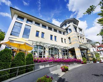 Hotel Haffner - Сопот - Здание