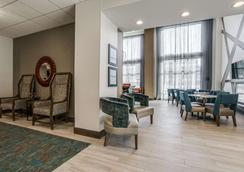 Hampton Inn & Suites Dallas-Central Expy/North Park Area, TX - Ντάλας - Σαλόνι ξενοδοχείου