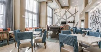 Hampton Inn & Suites Dallas - Central Expy North Park Area - Dallas - Restaurant
