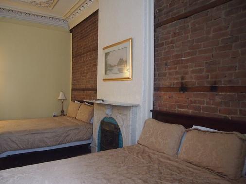 Maison Brunet - Montreal - Bedroom