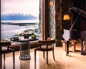 Arakur Ushuaia Resort & Spa - Ushuaia - Resepsjon