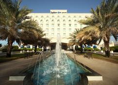 Radisson Blu Hotel, Muscat - Mascate - Edificio