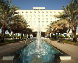 Radisson Blu Hotel, Muscat - Muscat - Building