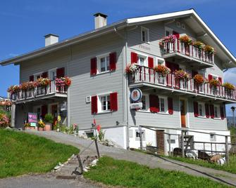 Gasthaus Alpina - Tschappina - Building