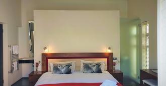 Dunkley House - קייפ טאון - חדר שינה