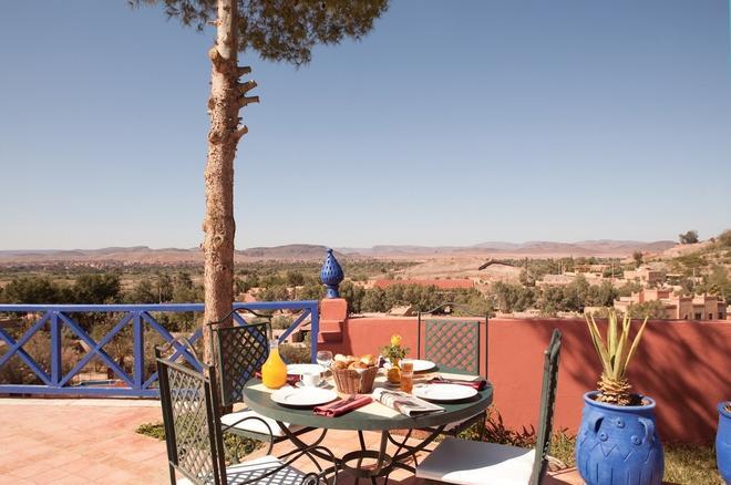 Kenzi Azghor - Ouarzazate - Balcón