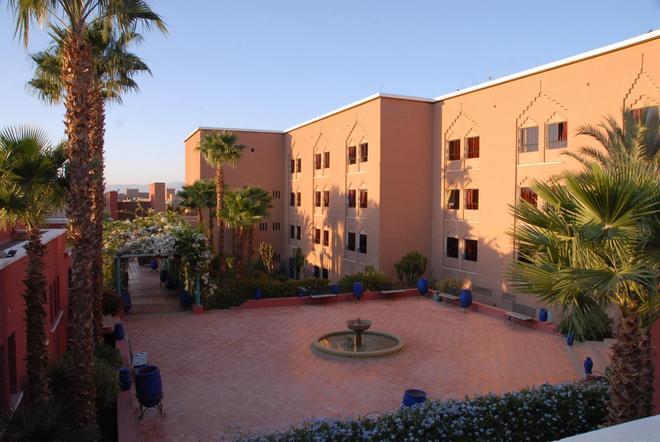 Kenzi Azghor - Ouarzazate - Edificio