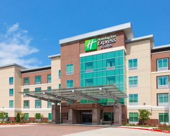 Holiday Inn Express & Suites Houston S - Medical Ctr Area - Houston - Building