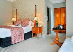 The Crown Manor House Hotel - Lyndhurst - Schlafzimmer