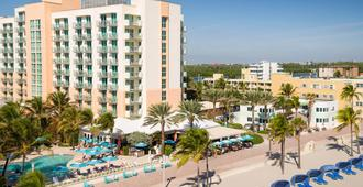 Hollywood Beach Marriott - Hollywood - Building