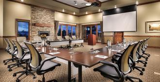 The Lodge At Flying Horse - Colorado Springs - Sala de reuniones