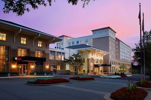 亞特蘭大凱悅麗晶克里斯蒂娜別墅酒店 - 亞特蘭大 - 亞特蘭大 - 建築
