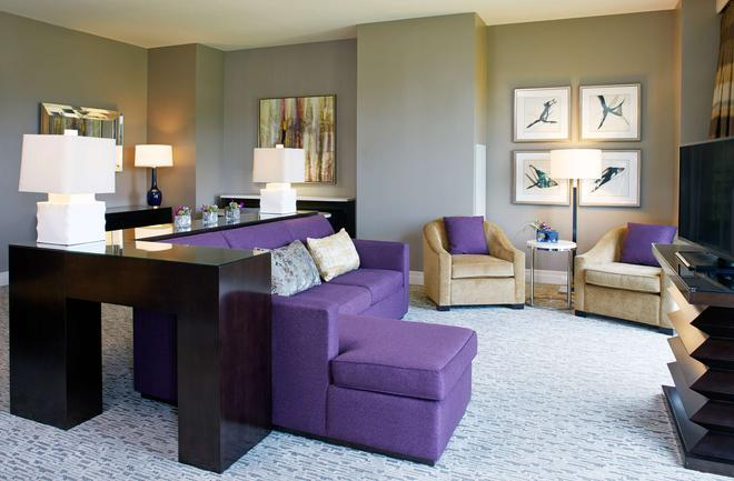 Hyatt Regency Atlanta Perimeter at Villa Christina - Atlanta - Living room