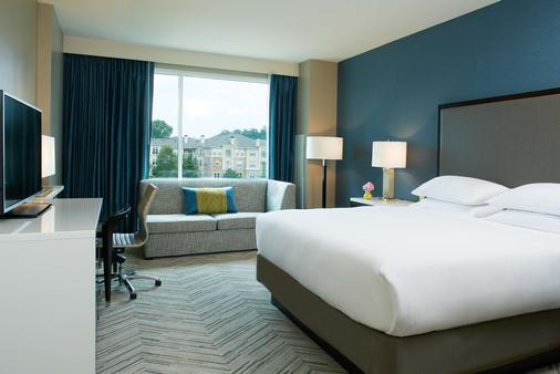 亞特蘭大凱悅麗晶克里斯蒂娜別墅酒店 - 亞特蘭大 - 亞特蘭大 - 臥室