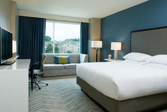 Hyatt Regency Atlanta Perimeter at Villa Christina - Atlanta - Bedroom