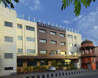 Hotel Alleviate - Āgra - Building