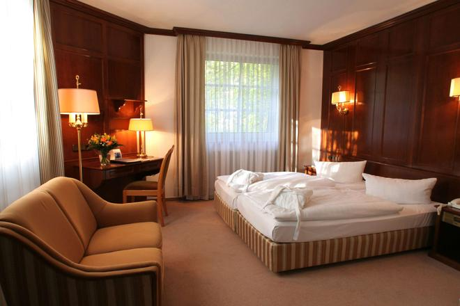 Best Western Hotel Schmoeker-Hof - Norderstedt - Bedroom