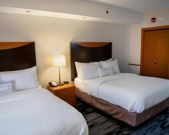 Fairfield Inn & Suites by Marriott Lewisburg - Lewisburg - Slaapkamer