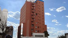 Hotel 1-2-3 Kokura - Kitakyushu - Κτίριο
