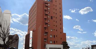 Hotel 1-2-3 Kokura - Kitakyūshū - Gebäude