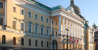 Four Seasons Hotel Lion Palace St. Petersburg - Sint-Petersburg - Gebouw