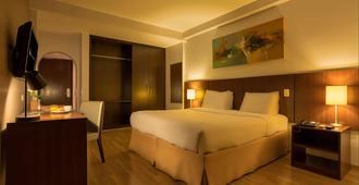 H3 Hotel Paulista - סאו פאולו - חדר שינה